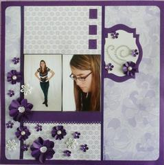 Pretty in Purple