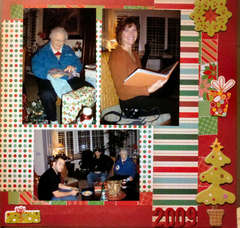 Christmas 2009 pg 2 by Linda Zahl
