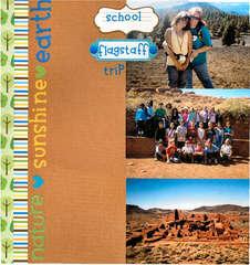 School Flagstaff Trip Page 1