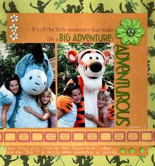 Disney Adventurous