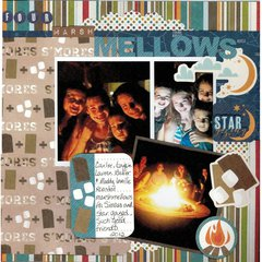 Four Marshmellows