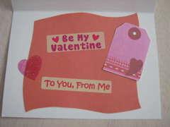 Be My Valentine (inside)