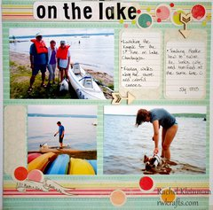 On the Lake Layout by Rachel Kleinman