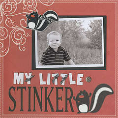 My Little Stinker