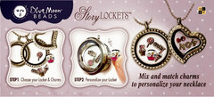 Blue Moon Beads Story Lockets available Now