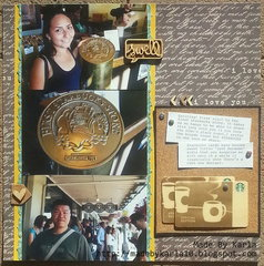 Starbucks Layout by Karla Der