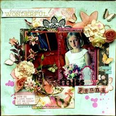 Wonderful by DT Member Hilde