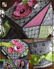 Street Lace Card and 3D Cube