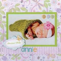 Precious Baby Annie