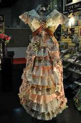CHAW 2011 Mariposa Paper Runway Gown