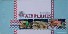 Air Zoo Airplanes