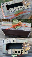 Give Thanks Box