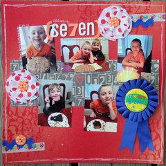 celebrating se7en
