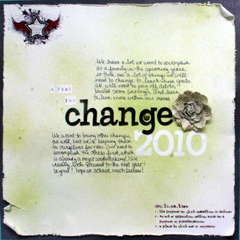 A year of change: 2010