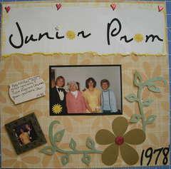 ~*~Junior Prom 1978~*~