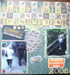 Upper Falls Tahquamenon 2008~*~