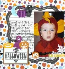 Peanut Halloween 2009