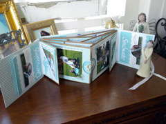 Wedding Album...Open..