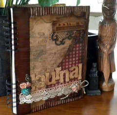 Emily's Travel Journal...Front Cover