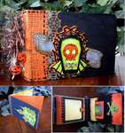 Halloween Mini Album..