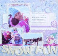 Snow Fun...