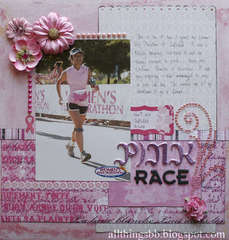 Pink Race *Pink Challenge*