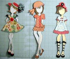 Prima dolls