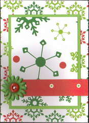 Traditional Christmas Card #12