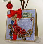 Blue Jean Gift Card * Donna Salazar*