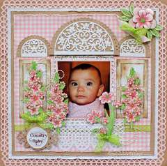 Country Baby *Heartfelt Creations*