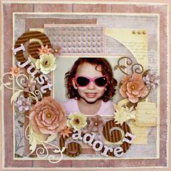 I Just Adore U *Donna Salazar*