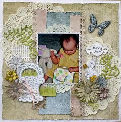 Bunny Love *Heartfelt Creations*