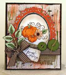 Harvest Blessings *Heartfelt Creations*