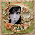 MY RABBIT *SCRAP THAT! MARCH KIT*