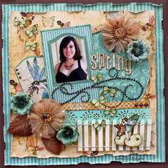 SPRING CHICK *SCRAP THAT! MARCH KIT*