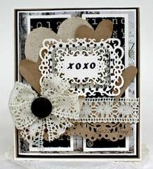 XOXO  *Scrap That GDT February Kit