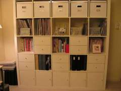 IKEA Expedit Wall Unit
