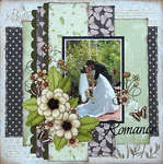 Romance {Heartfelt Creations DT}
