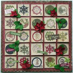 advent calendar/December dailies