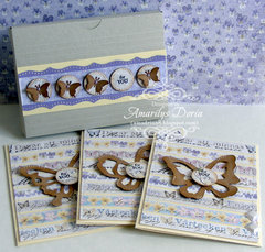 Gift Card  Set {ScrapThat! August