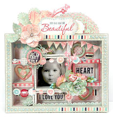 {You are so beautiful} *Glitz Design*