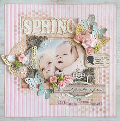 {Spring} *Glitz Design*