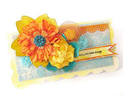 {Enjoy the little things} card - June Prima Product Pick