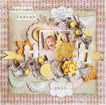 {Autumn Leaves 2011} *The ScrapCake*