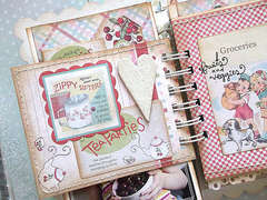 {This Tastes Yummy!} mini album *Melissa Frances*