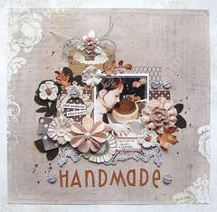 {Handmade} *TCR#40*