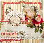 {Little Miracle} - 123 project *Webster's Pages August challenge*