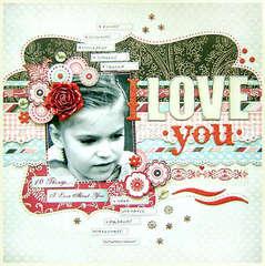 {I Love You}