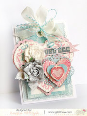 {For Mom} card *Glitz Design*