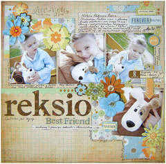 Reksio - Best Friend